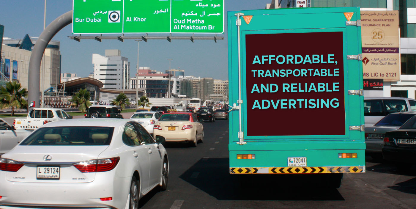 Outdoor Advertising Company Dubai