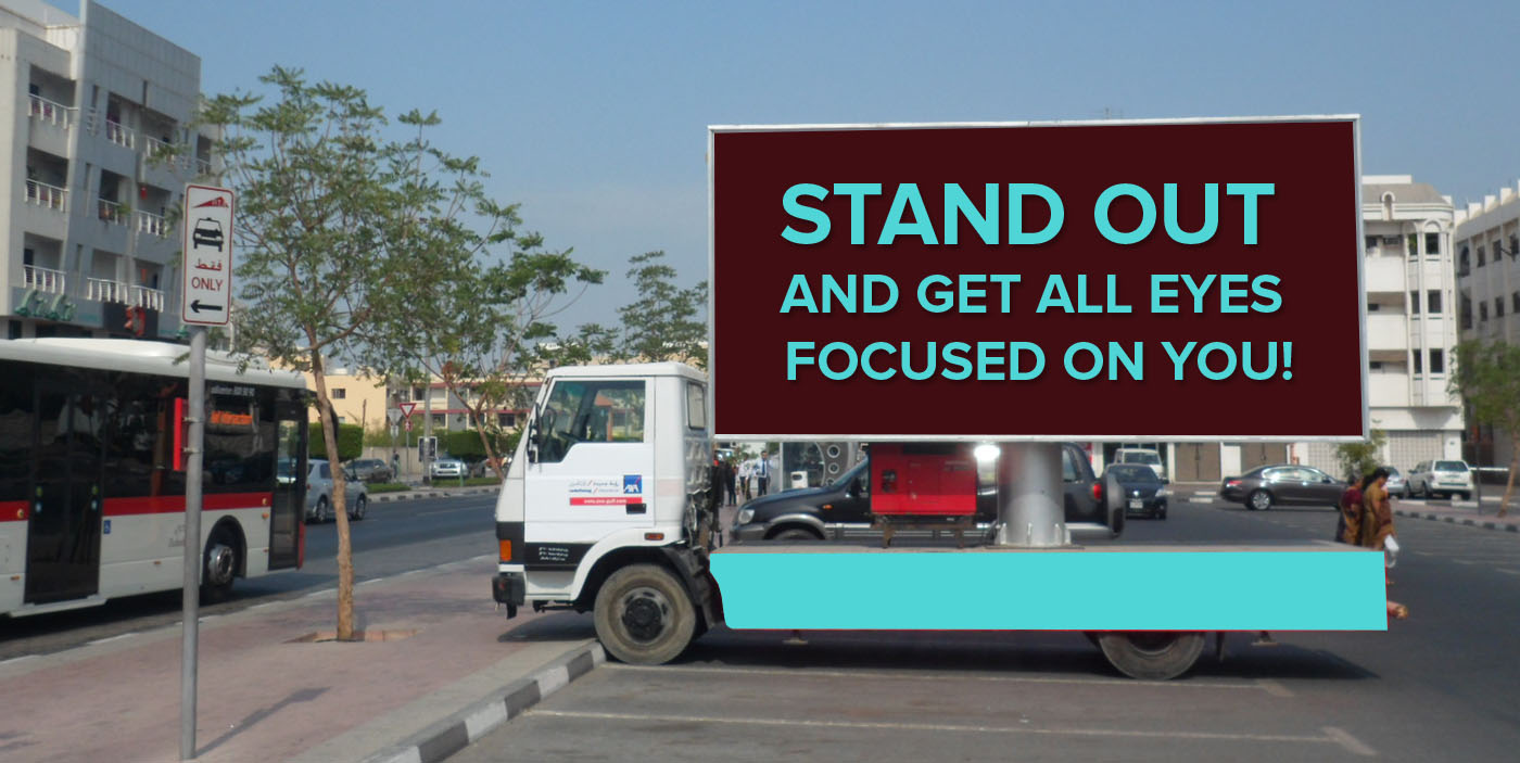 Outdoor Media Company Dubai